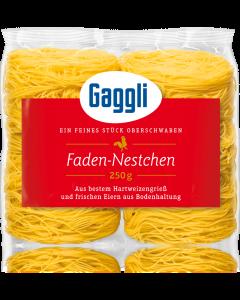Gaggli Faden Nestchen