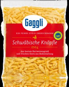 Gaggli Schwäbische Knöpfle