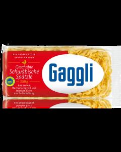 Gaggli Geschabte Schwäbische Spätzle